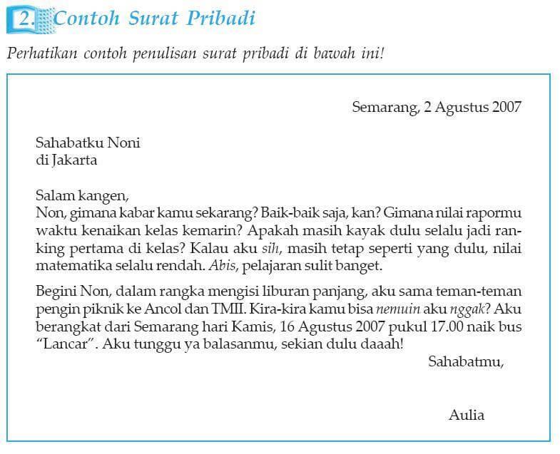 Contoh Surat Resmi Bahasa Sunda Untuk Saudara