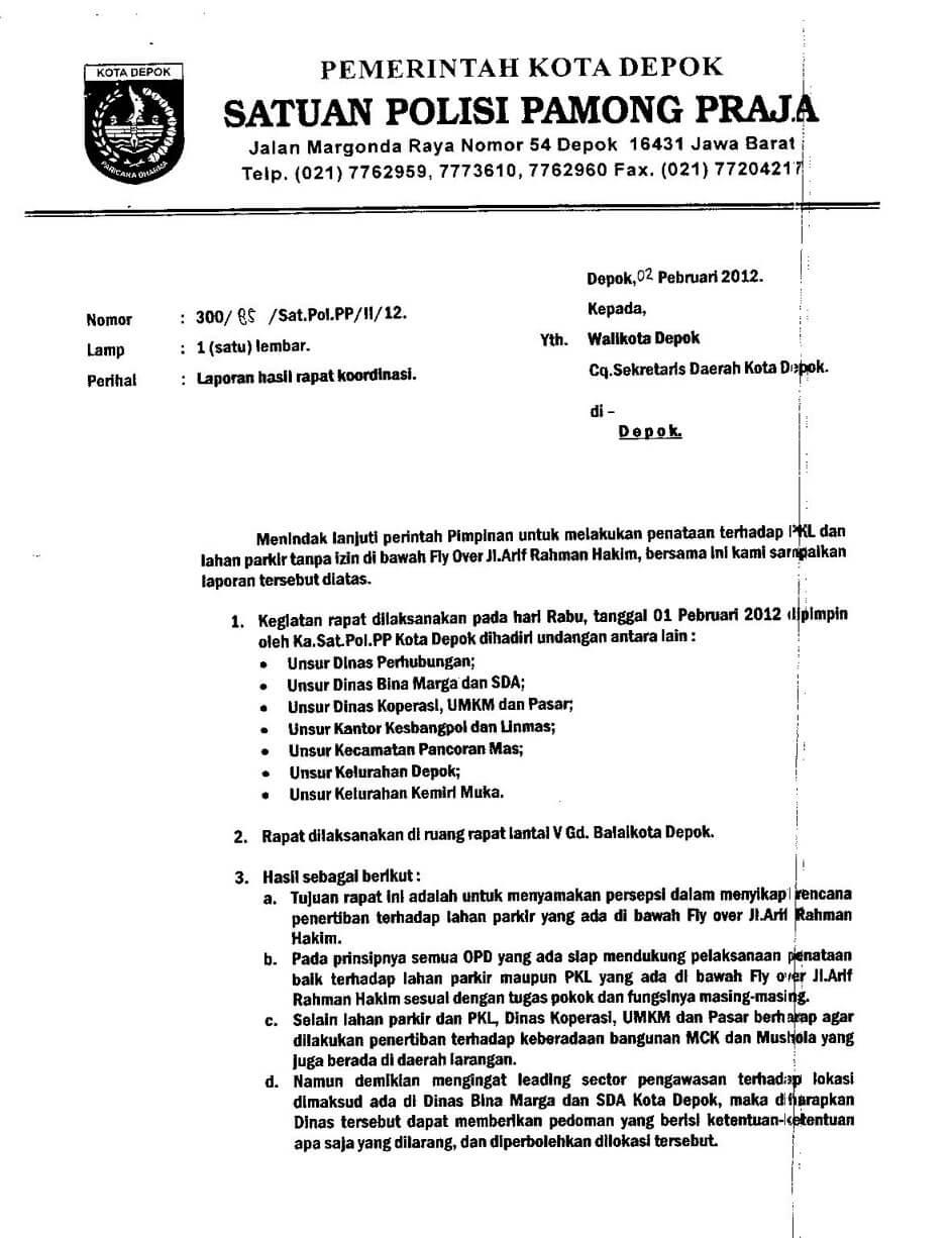 7 Contoh Notulen Rapat Terlengkap Dilengkapi Dengan Cara Membuatnya Contoh Surat