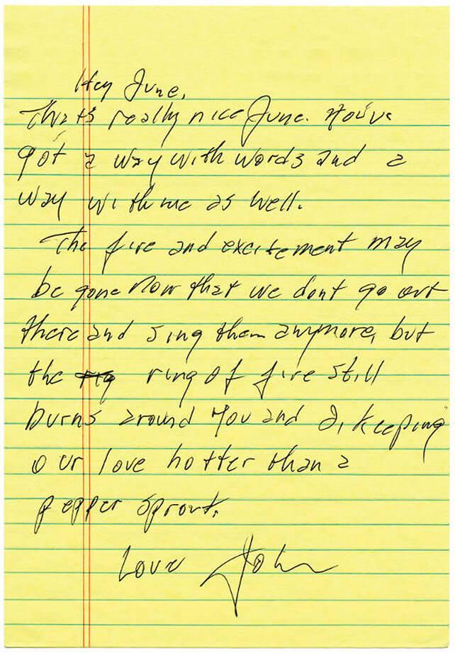contoh personal letter untuk pacar
