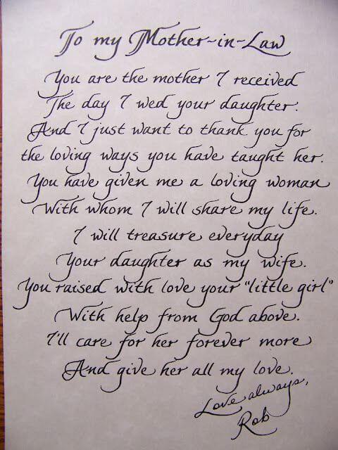 contoh surat pribadi dalam bahasa inggris untuk ibu