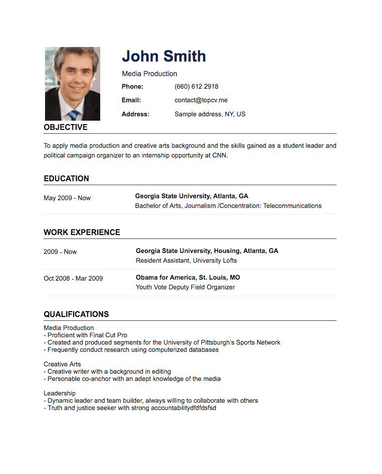 How to Create a Resume for Any Job Titles