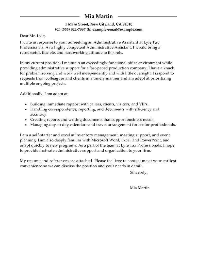 10 Contoh Surat Lamaran Kerja Staff Administrasi Yang Baik Dan Benar