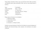 23 -Contoh Surat Lamaran Kerja Simple Via Email