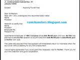 Contoh Surat Keterangan Kerja Untuk Pembuatan Visa