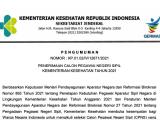 Kementerian Kesehatan (KEMENKES)