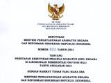 Penetapan Formasi Penerimaan Aparatur Sipil Negara (ASN) Provinsi Bali